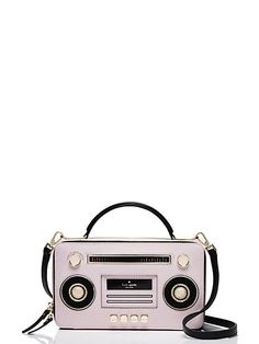 jazz things up boom box bag - Kate Spade New York