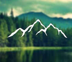 Decal - Mountains Silhouette - Car Decal, Laptop Decal, M... https://www.amazon.com/dp/B01HSEXMRI/ref=cm_sw_r_pi_dp_x_uDuBybPRRCVP0