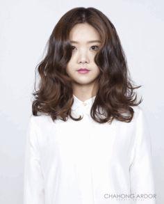 Bold Flow Perm #medium #hair #beauty #cut #chahongardor