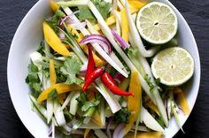 mango papaya salad