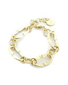 1AR by UnoAerre 18K Plated Bracelet