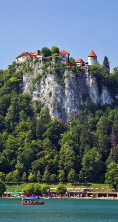 The Bled Castle, Bled, Slovenia