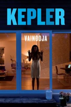 Vainooja - Lars Kepler - #kirja