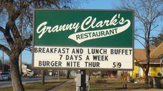Granny Clarks - Dublin, TX