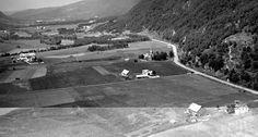 Hedmark fylke Tynset kommune Kvikne 1953 Utg Widerøe