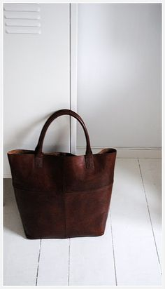 leather simple