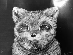 Animal Scratch Art- Art Basics