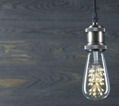 INDUSTRIAL CHIC LED - Lampy wiszące - zdjęcia, pomysły, inspiracje - Homebook