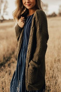 Evolve Knit Cardigan | ROOLEE #churchoutfits