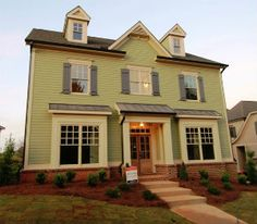 If you are looking for a community with luxury and charm, Crabapple Station in Alpharetta is the perfect place! These Atlanta new homes, built by Acadia Homes & Neighborhoods, offer master bedrooms on the main floors, third floor bonus rooms and basements per plan. Priced from the $370,000s, there are only three opportunities left!