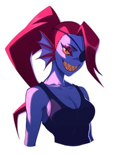 Love this pic of Undyne