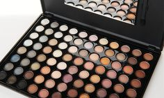 Groupon - $ 12.99 for a Beauté Basics Warm 88-Color Eye-Shadow Palette with Dual-End Foam Applicator ($ 49.95 List Price). Groupon deal price: $12.99