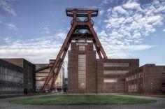 Peter Untermaierhofer - Zeche Zollverein, Essen