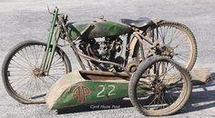 1927 Harley-Davidson 8-Valve Racer Sold $600,000 At Auction