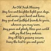 irish blessings - Google Search