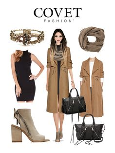 Autumn chic, in Covet Fashion! Fall is here and it's time to start styling.