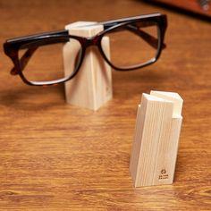 |眼鏡スタンド|WOOD+の商品紹介