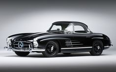 Mercedes-Benz 300SL Roadster (W198)