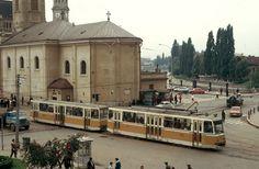 Romania, Nagyvárad, Oradea Mare, Großwardein - Oradea - Tramvaiul My Town, Street View, Club, Places, Amazing, Romania, Lugares