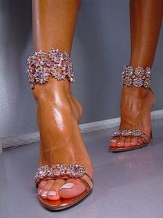 Jewels, Shoes, Why Not Both!