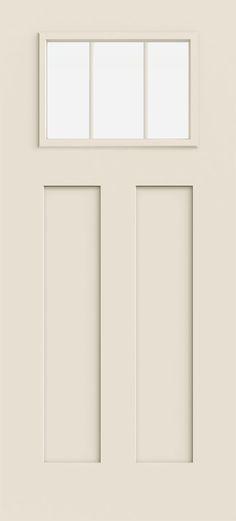 3068 Painted Fiberglass Craftsman - No Dentil Shelf