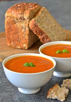 Juicy, plump tomatoes