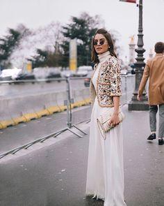 Paris Haute Couture- Desfile Chanel camila coelho3