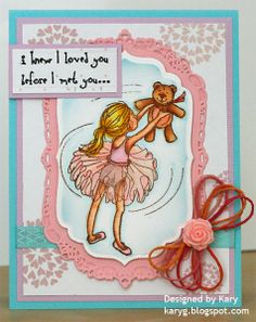 Papercrafting & Travels: I Knew I Loved You