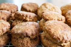 Treacle Scones - traybakes & more