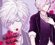 Subaru Sakamaki ♡ Diabolik Lovers