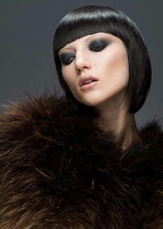 Foto : Chris Bulezuik Hair : Jesus Oliver Make up : Sarah Janes Ellis Model : Jordan Ebbitt