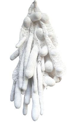 CÉCILE DACHARY peau, hauteur (2007) 80cm