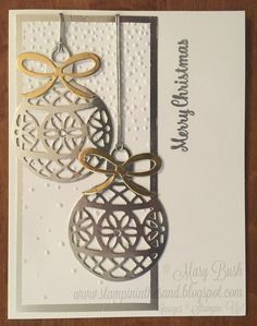 Image result for stampin up brightly lit christmas card ideas