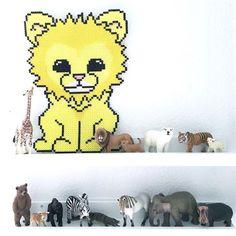 lav din egen løve med anja Takacs