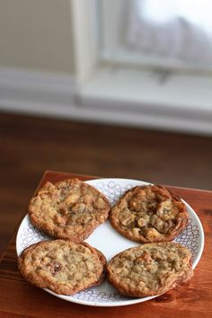 Buttered Up: Compost Cookies with Neal Brother's BBQ chips Honey Mustard Pretzels, Bbq Potatoes, Kettle Chips, Butterscotch Chips, Graham Cracker Crust, How To Make Cookies, Potato Chips, Sweet And Salty, Original Recipe