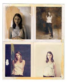 Sofia Coppola #2, New York City, 2003 - Framed / 16 x 20