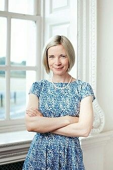 The Divine Dr Lucy Worsley.  Historian & author. She is cheeky, funny, and intelligent.  Her shows are brilliant, her fiction fun, and her nonfiction works are enthralling.