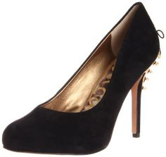 Sam Edelman Women's Evan Pump Now for 47.99.  Sam Edelman shoes epitomize chic comfort. With exceptional materials and fine styling, each pair of Sam Edelman shoes is an affordable luxury that cleverly combines a youthful outlook with a worldly sensibility. Sophistication with down-to-earth appeal mean that these shoes are made to be lived in. Whether it's a classic revisited for a modern interpretation or a cutting edge design, Sam Edelman shoes always keep an emphasis on comfort. Sam…
