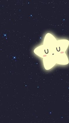 Image via We Heart It https://weheartit.com/entry/139080713 #cute #estrella #star #wallpaper #fondo