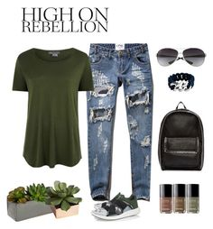 """""""Stella McCartney shoes"""" by amateur888 ❤ liked on Polyvore featuring Abercrombie & Fitch, Vince, adidas, STELLA McCARTNEY, Threshold, CB2, The Rubz, Chanel and Ray-Ban"""