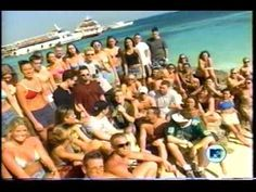 "Pin for Later: MTV Spring Break Moments That Make Us Miss Our College Days 1999: *NSYNC and Britney Spears count down their favorite Spring break videos. Justin Timberlake lovingly chose Britney's "". . . Baby One More Time"" as his pick."