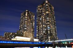 The name of this condominium is THE TOKYO TOWERS.