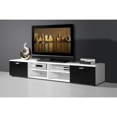 76 veces he visto estas serenas muebles minimalistas. singular muebles minimalistas Blanco Y Negro Tv Stand And Panel, Lcd Tv Stand, Upscale Furniture, Furniture Direct, Tv Unit Furniture, Furniture Design, Unique Tv Stands, Rack Tv, Wooden Tv Stands