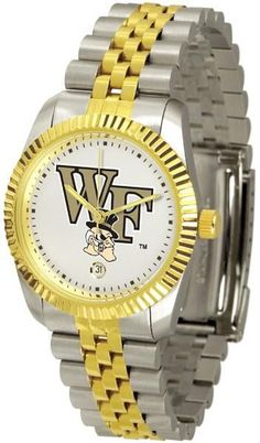 New - Mens Wake Forest Demon Deacons-Men's Executive