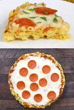 This Mac and Cheese Pizza is so delicious and easy to make with a few simple ingredients. See how to make it!