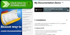 [ThemeForest]Free nulled download MC Documentation Creator from http://zippyfile.download/f.php?id=48575 Tags: ecommerce, create, creator, document, documentation, help, maker, mc, micro code, microcode, php script, support