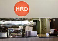 HRD coffee shop, San Francisco