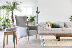 Een prachtige stoel in landelijke stijl: dat is de Libelle-stoel. Deze mooie stoel is de blikvanger in iedere woonkamer. We ontwikkelden hem samen met Prominent en jou. Jullie hebben namelijk op Libelle Daily en tijdens de Zomerweek massaal op deze stoel gestemd. Zien en proberen De stoel heeft prachtige details, zoals de luxe stof en de mooie stiksels langs…