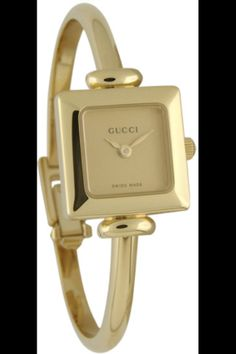 Gucci Gold Watch - Gucci Watch - Ideas of Gucci Watch - Gucci Gold Watch Cheap Watches, Stylish Watches, Luxury Watches For Men, Latest Women Watches, Gold Watches Women, Gucci Gold Watch, Gucci Jewelry, Seiko Watches, Watch Brands
