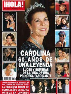 pictures princess caroline monaco 2017   Princess Caroline Celebrates Her 60th Birthday Today   NEWMYROYALS ...